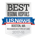 U.S. News & World Report Best Regional Hospital award