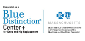 Blue Cross Blue Shield Blue Distinction® award - Knee and Hip Replacement