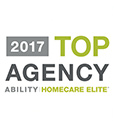 2017 HomeCare Elite® Top Agency award