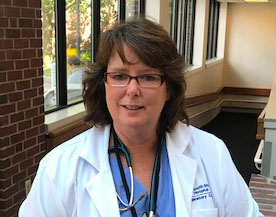 South Shore Health System employee testimonial: Pam, Supervisor, Respiratory