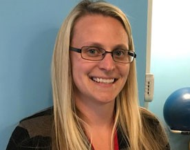 South Shore Health System employee testimonial: Crystal, Pediatric Occupational Therapist