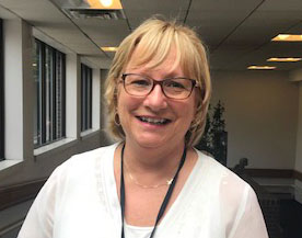 South Shore Health System employee testimonial: Nancy, Unit Coordinator – Critical Care