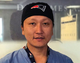 South Shore Health System employee testimonial: Tenzin, Operations Coordinator
