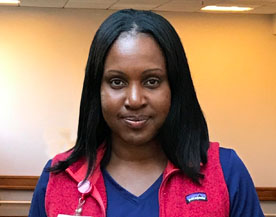 South Shore Health System employee testimonial: Gabrielle, Clinical Nurse Coordinator
