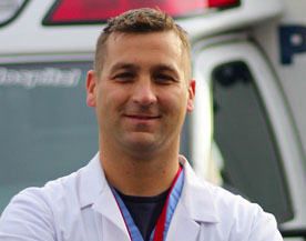 South Shore Health System employee testimonial: William, MD, Medical Director – Emergency Medical Services